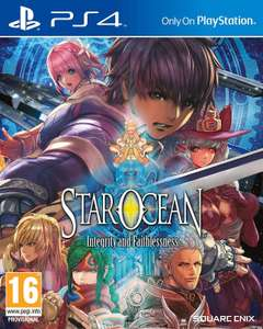 Star Ocean: Integrity and Faithlessness (PS4 ) £7.49 (Prime) £10.48 (Non Prime) @ Sold by GAME_Outlet and Fulfilled by Amazon.