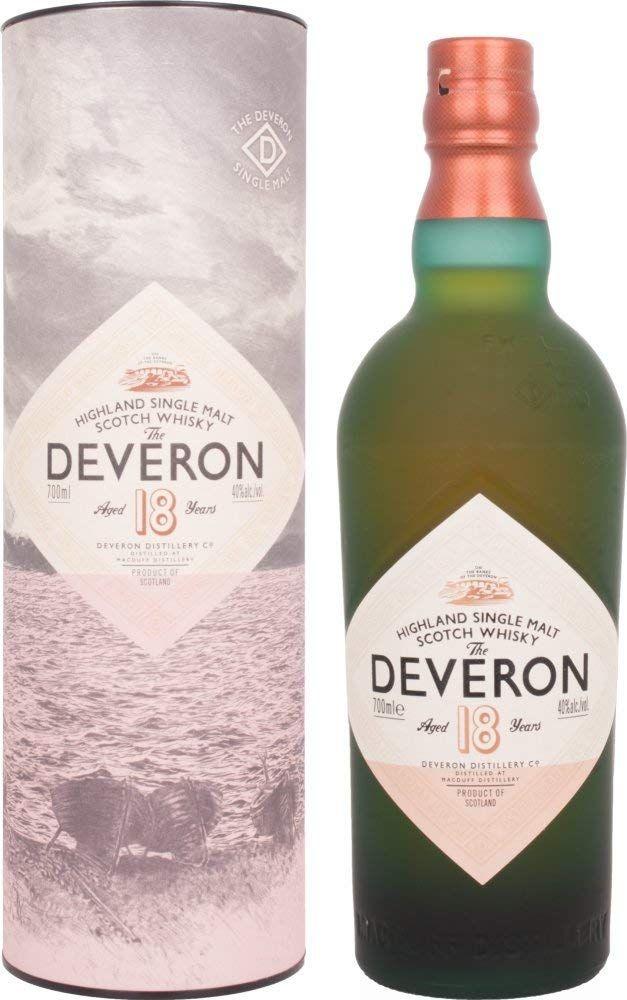 The Deveron 18 year old Single Malt Scotch Whisky 70cl £52.15 @ Amazon