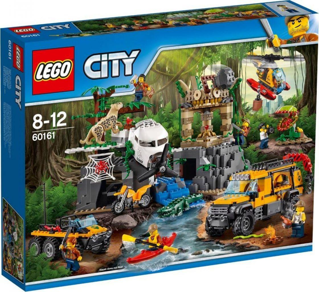 Lego 60161 Jungle Exploration Set - £40 instore @ Tesco (Isle of Wight)