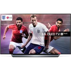 New price reduction at John Lewis for LG 65C8 OLED - £2999.00.(£2498.00 with LG cashback)