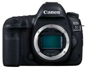 Canon 5D mark 4 - £2695.78 @ Clifton Cameras