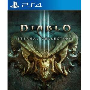 Diablo 3 eternal collection on PSN for £19.99