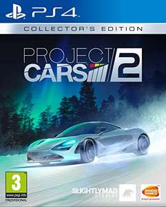 Amazon DE: Project CARS 2 - Collector's Edition - PS4