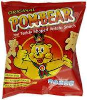 Pom bears - 3 bags for £1 instore @ Heron Foods