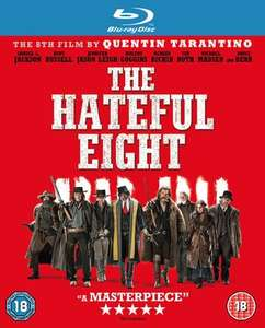 The Hateful Eight [Blu-ray] New £2.99 delivered @ Music Magpie