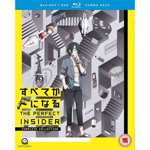 The Perfect Insider - Complete Season Collection Blu-ray+DVD  £9.99 @ 365 Games