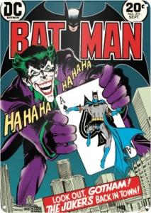 Batman / Joker Large / A3 Tin Signs (3 different designs) only £5.99 @ Forbidden Planet UK