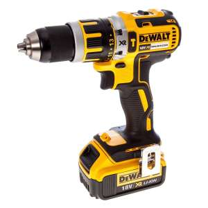 BACK IN STOCK 25/7 *Double Price Match* Dewalt 18V XR Brushless Compact Lithium-Ion Combi Drill @amazon.co.uk - £119