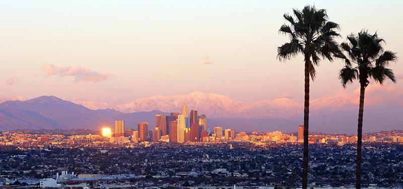 Return - Los Angeles from London Heathrow £308 - Oct thru Mar via Google Flights