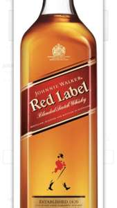 Johnnie Walker Red Label 70cl Lowest price!  Only £15 @ Waitrose