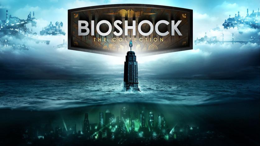 Bioshock Collection (PC) @ CD KEYS £8.99