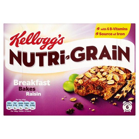 Kelloggs Breakfast Bakes £1.14 @ Tesco