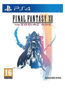 PS4 Final Fantasy XII Zodiac Age £9.95 @ Base