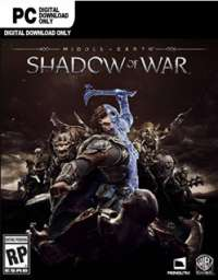Middle-earth: Shadow of War PC £9.87/ £10.39 @ CdKeys