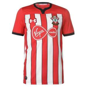 Southampton FC home shirt 18/19 £24 @ Sports Direct (£4.99 del) (ENDS MIDNIGHT TONIGHT)