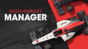 Motorsport Manager Complete Pack £9.99 @ Fanatical.com saving you £32.97 (77%)