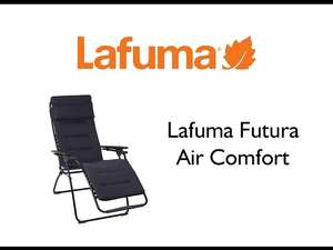 Lafuma futura air Comfort chair