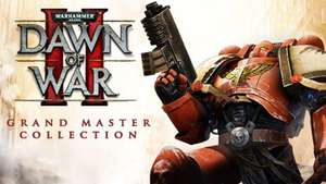 Warhammer 40,000: Dawn of War II - Grand Master Collection £13.74 @ Fanatical.com saving you £41.25 (75%)