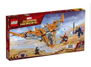 LEGO 76107 Marvel Avengers Thanos Ultimate Battle Set £55.99 @amazon plus couple of others in post