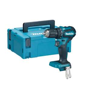 Makita DDF483ZJ 18 V Li-ion LXT Brushless Drill Driver in a Makpac Case, No Batteries Included £65.42 @ Amazon