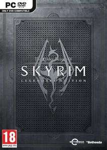 The Elder Scrolls V 5: Skyrim Legendary Edition (PC) (still £29.99 on Steam) - £7.99 / £7.59 with fb @ CDKeys