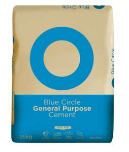 Blue Circle General Purpose Cement - 25kg £3.90 @ Wickes (more Trade Essentials in OP)
