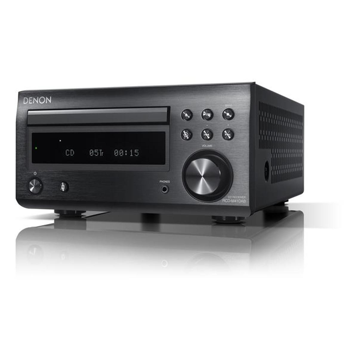 Denon RCD-M41DAB Bluetooth/CD/DAB+ 30w What Hifi Award Winner Micro Hifi - £184 using code @ Hughes