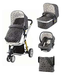 Cosatto Giggle 2 travel system - pom pom tree + car seat - £444.90 with offer @ Mothercare