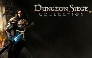 Dungeon Siege Collection. All 3 Games + 1 DLC. Saving 75% against original price at Humble Bundle £3.74