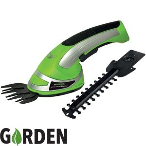 Garden Cordless Grass Shear & Trimmer £14.99 @ home bargains
