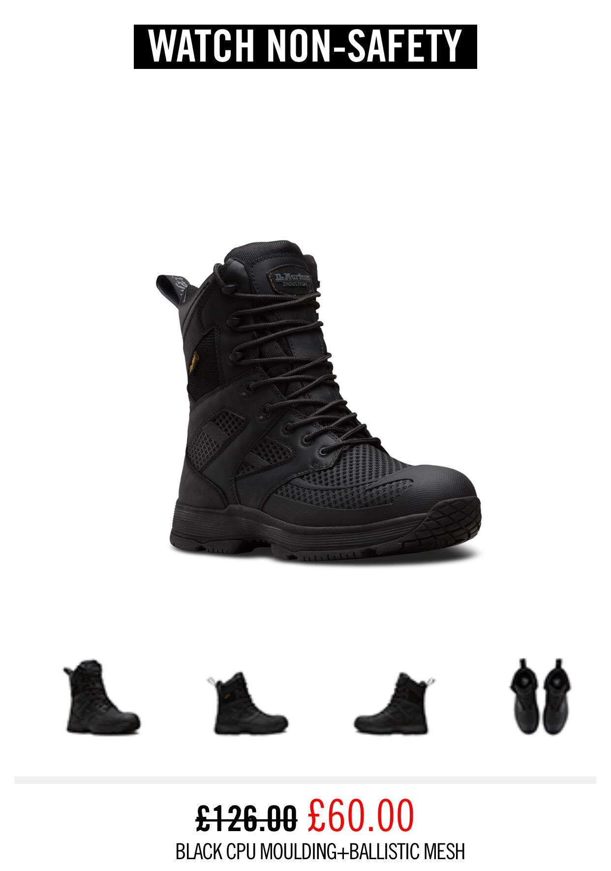 Dr Martens Industrial Boots - £60 delivered @ Dr Martens