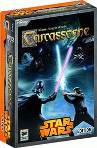 Carcassonne Star Wars (expansion on sale also) - Sold by Shop4World and Fulfilled by Amazon £21.82