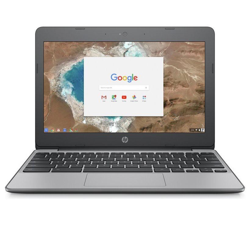 HP 11-v000na 11.6 Chromebook (Celeron n3060, 2GB RAM, 16GB SSD) £129.99 Argos