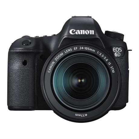 Canon EOS 6D DSLR Camera & EF 24-105mm f/3.5-5.6 IS STM Lens £999 Park Cameras