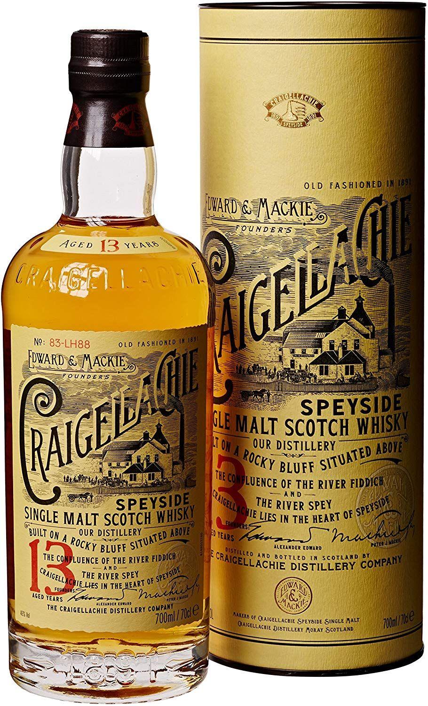 Craigellachie 13 year single malt whisky £37.99 at Amazon lightning deal