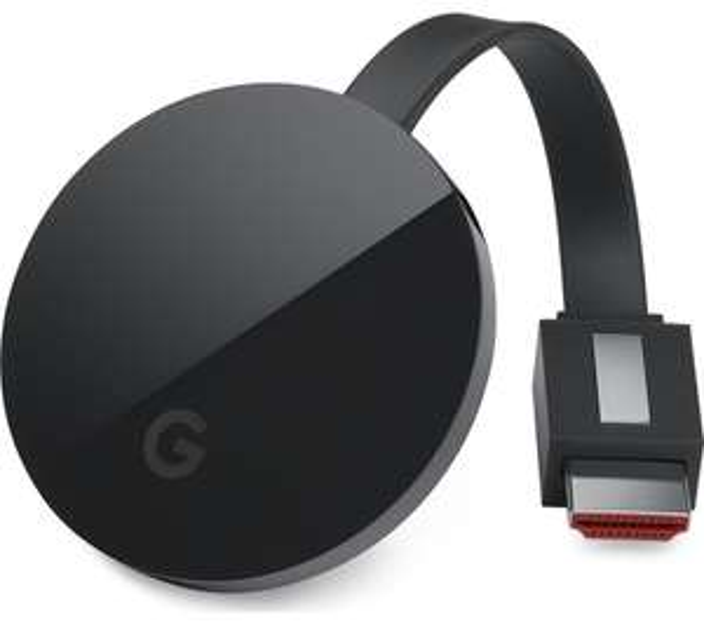 GOOGLE Chromecast Ultra £54 @ Currys