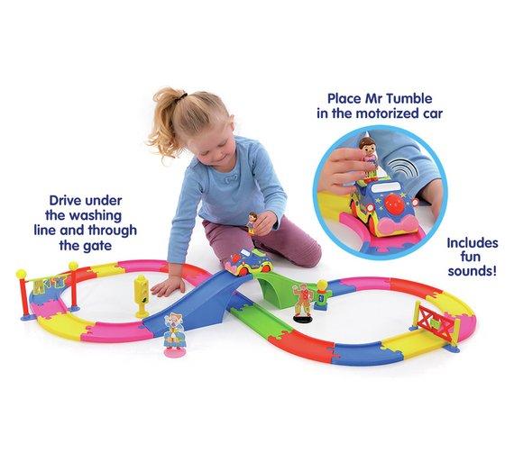 Something Special Mr Tumble Track Set now £15.99 @ Argos