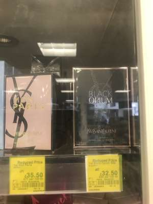 YSL Mon Paris £35.50 instore Asda Living Walsall + other fragrance reductions see below