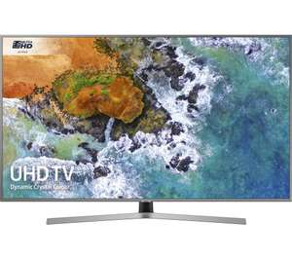 """Samsung UE43NU7120 43"""" TV £429 @ Currys"""