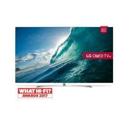 LG OLED55B7V 55 inch OLED 4K Ultra HD Smart TV with 6 Year Guarantee £1174 with code @ Richer Sounds