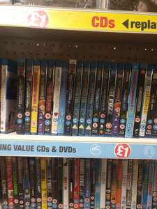 Hot Fuzz Blu-ray +loads more £1 at Poundland