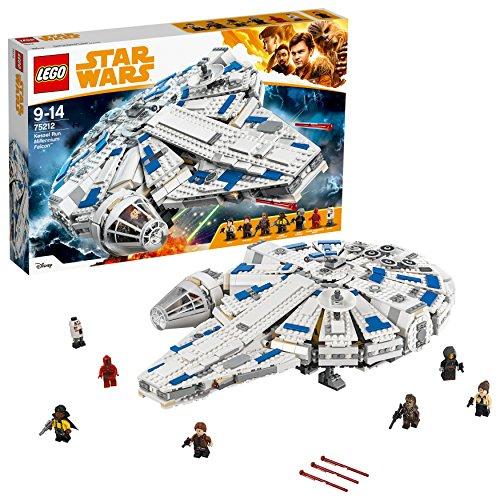 LEGO 75212 Star Wars Kessel Run Millennium Falcon - £89.99 Amazon Prime Day Deal