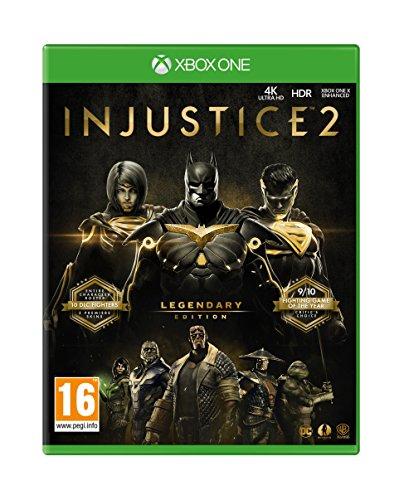 Injustice 2 Legendary Edition (Xbox One) £21.99 Amazon Prime