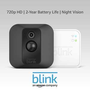 Blink XT Camera systems deals - Amazon Prime Day