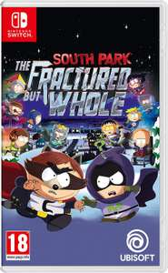 Nintendo Switch South Park The Fractured But Whole £29.99 @ Amazon (Prime Day Deal)