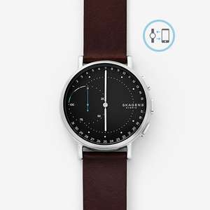 SKAGEN Signatur Hybrid Smartwatch - 30% off with code - £85.40 (sitewide on sale items)