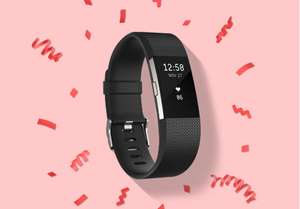 Fitbit Charge 2 + duffel bag + 2- pack of Optimum Nutrition whipped protein bites @ Treasure Truck