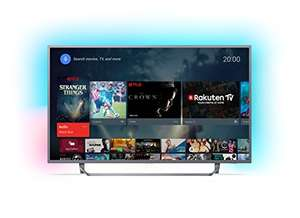 Prime Only) Philips 55PUS7303/12 55-Inch Android Smart TV