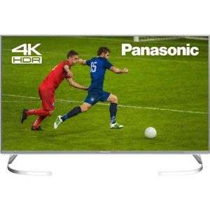 Panasonic TX-58EX700B EX700 58 Inch Smart LED TV 4K Ultra HD Certified 3 HDMI at ao.com/ebay for £500 delivered @ AO ebay