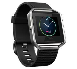 Fitbit Blaze in-store at Boots £75  - Glasgow Buchanan Galleries